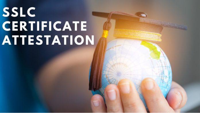 SSL Certificate Attestation